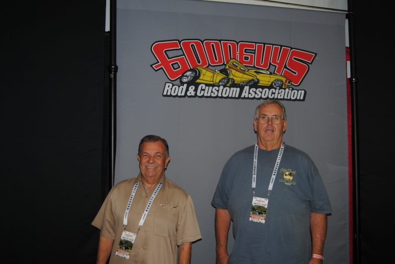 Ernie Oaks and Bob Kerkel