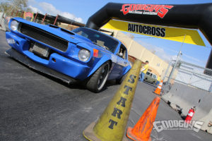 Sunday AutoCross Results, 35th All American Get-Together