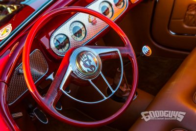 """2017 Goodguys/March Performance Street Rod d'Elegance Winner - 1936 Packard """"The Mulholland Speedster"""" owned by Bruce Wanta"""