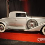 "1934 Packard ""Eight"" rumble seat coupe 