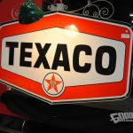 Texaco porcelain sign | Barrett-Jackson Scottsdale