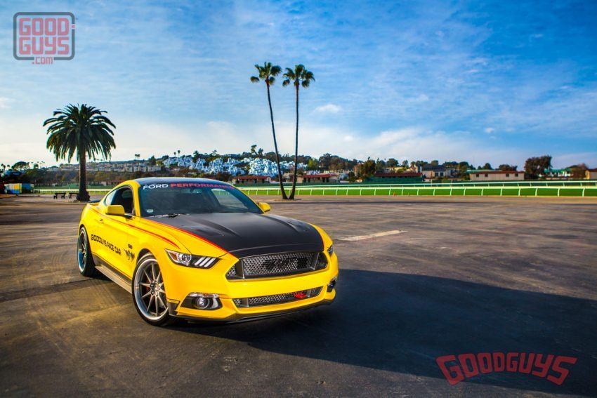 2018 Ford Performance Giveaway Mustang