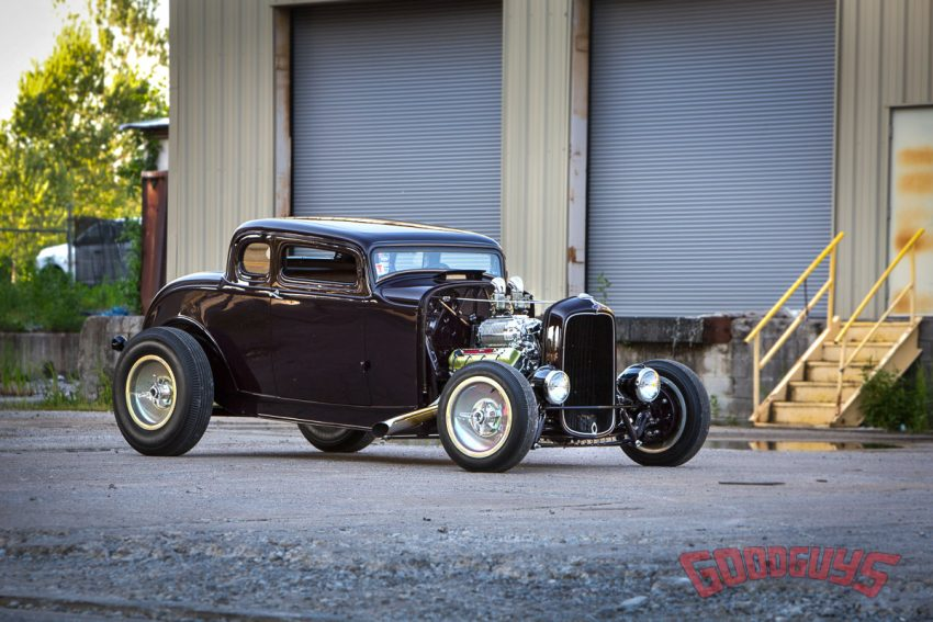 Goodguys Hot Rod of the Year Finalist, 1932 Ford, Goodguys