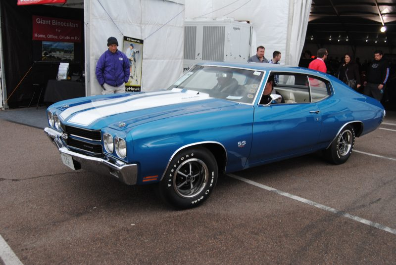 1970 Chevrolet Chevelle George Lawrence | Goodguys 2016 Muscle Car of the Year finalist