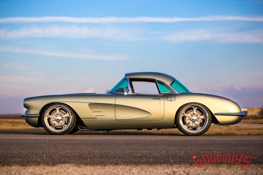 1959 Corvette, PPG Dream Pick, Goodguys