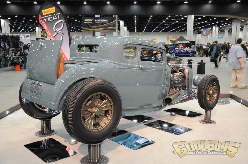Ted Hubbard, South Bend, NE – 1930 Ford Five-Window Coupe
