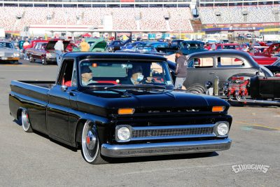 Goodguys Southeastern Nationals, Charlotte Motor Speedway
