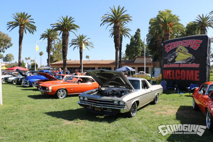 friday first look, goodguys west coast nationals