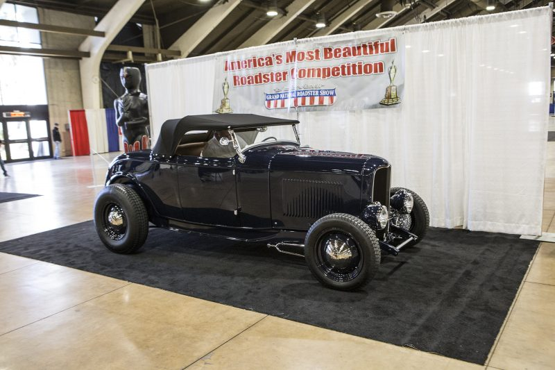 32 Ford, roadster, hot rod