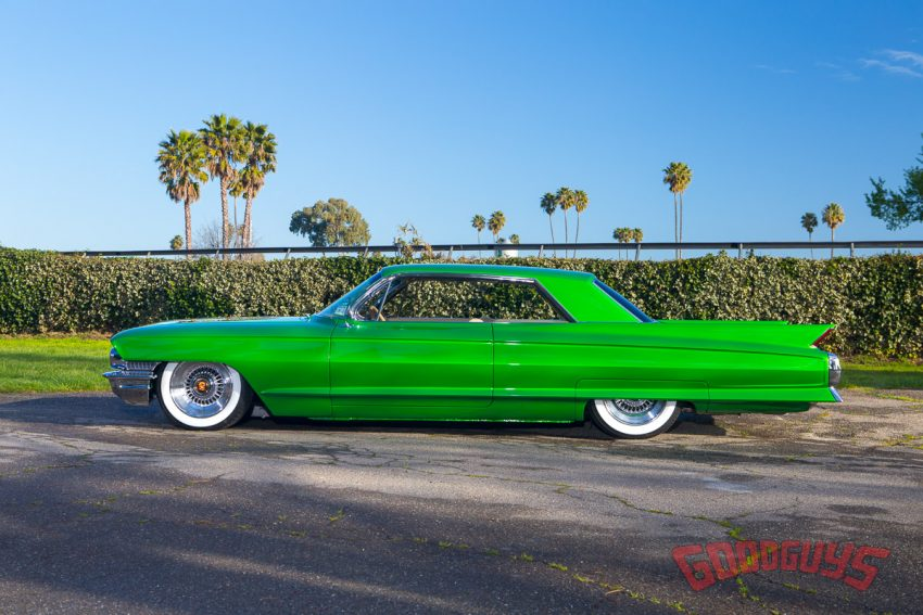 1962 Cadillac Coupe deVille, Goodguys Custom of the Year Finalist, Goodguys