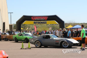 Saturday AutoCross Results, 8th Spring Nationals
