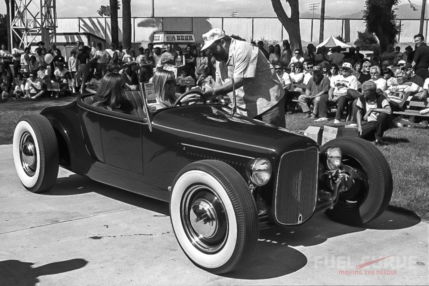 Goodguys Pomona 1995, Fuel Curve