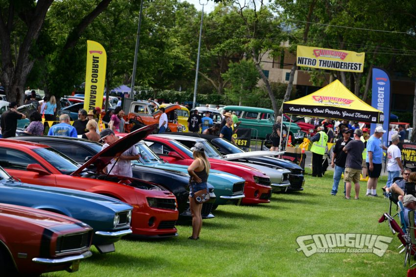 Weekend Rewind Summer Get-Together Rocks P-Town, goodguys rod and custom