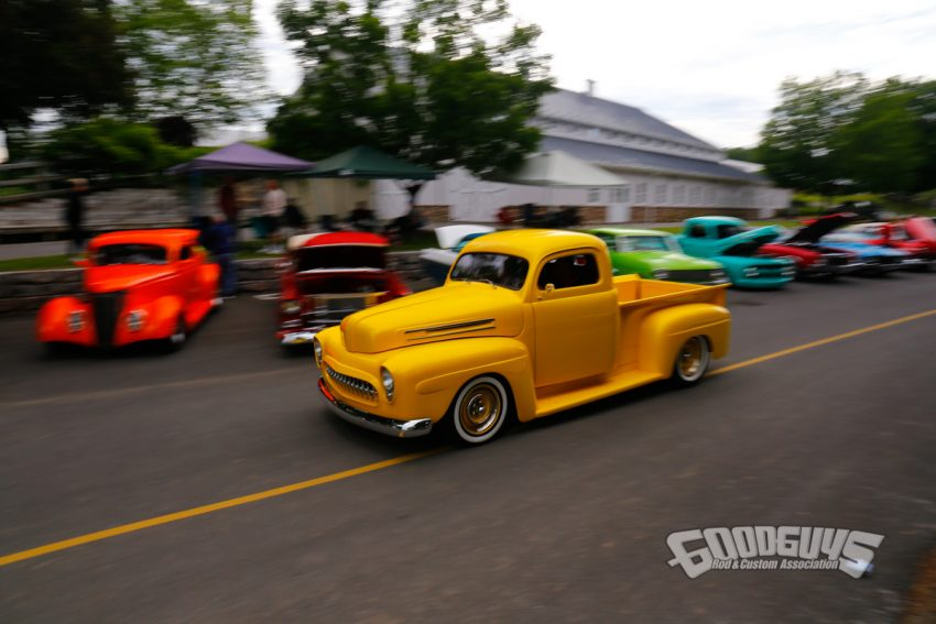 25th East Coast Nationals, Rhinebeck NY, Hot Rods in the Hudson Valley, Godguys