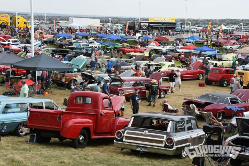 weekend rewind, 20th colorado nationals, goodguys