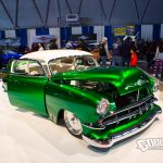 1954 Chevy Sedan Matt and Colleen Beckdolt | 2017 67th Sacramento AutoRama